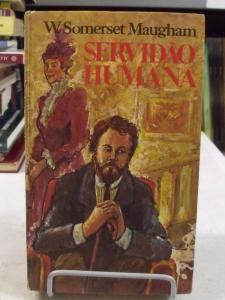 Servidão Humana, do francês William Somerset Maugham