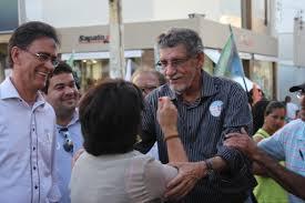 Deputado Herzém Gusmão, pré-candidato a prefeito de Conquista,.