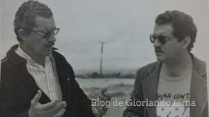 Pedral com Murilo, que elegeu prefeito em 1988.