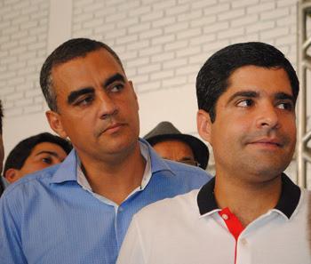Marcelo Melo já foi candidato a vice na chapa de Coriolano Sales, em 2000. Depois de excelente votação para deputado federal, quer o apoio de ACM Neto para se eleger prefeito.
