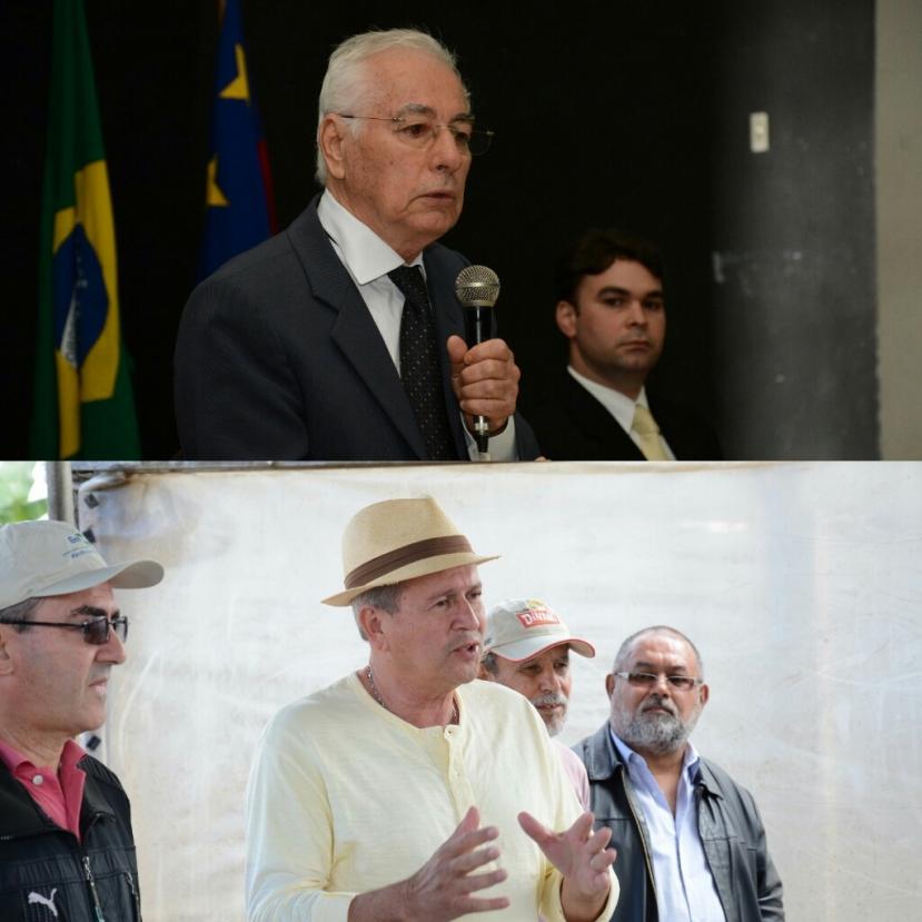 Afinal, Guilherme lançou ou não lançou o nome de Odir como (o seu) pré-candidato a prefeito?
