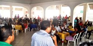 Augusto Castro fala a pré-candidatos a vereador sobre unidade