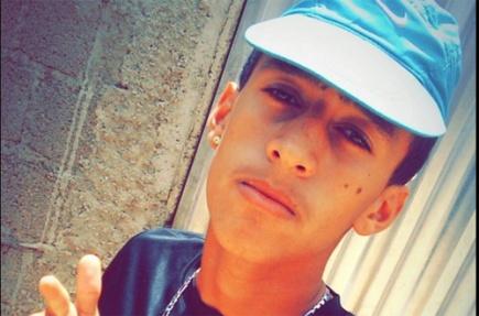 Adolescente assassinado 1