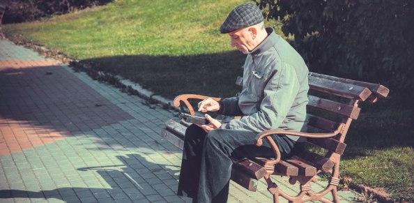 Idoso Foto - Instituto de Longevidade Mongeral Aegon
