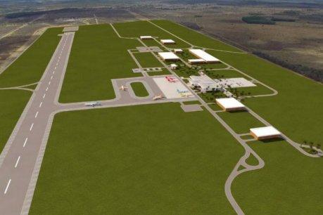 Novo aeroporto geral