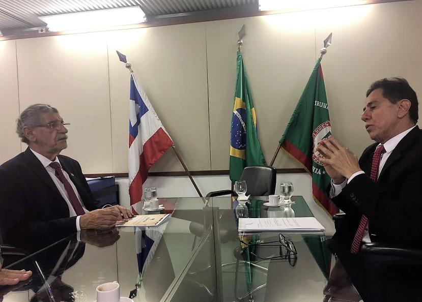 Herzem com presidente do TRE (2)