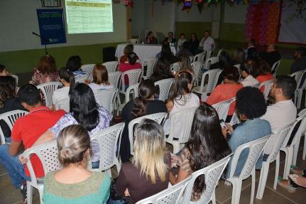 Audiência pública LDO Conquista