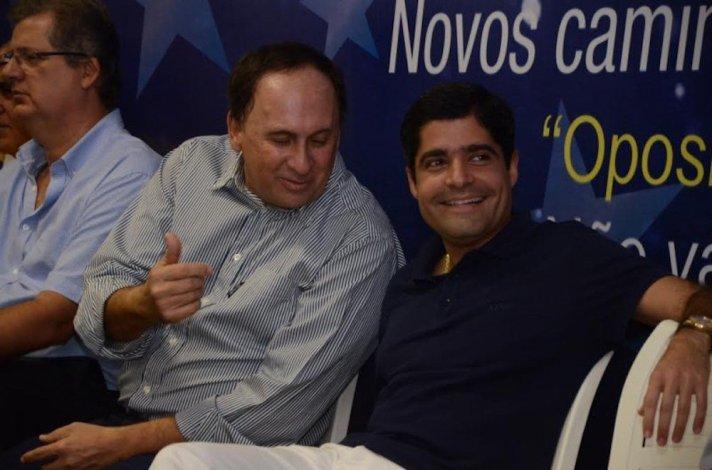 Neto e João Gualberto