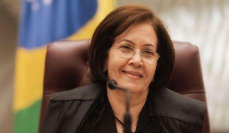 Ministra Laurita Vaz Foto - Sérgio Amaral
