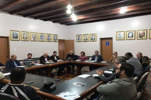 Reunião Comitê Crise