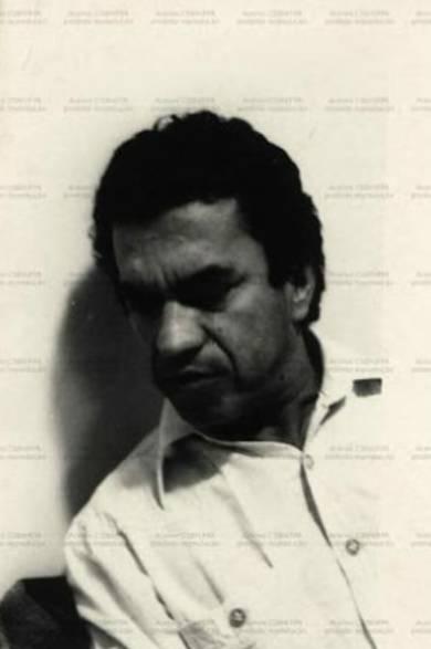 Élquisson Soares em 1972