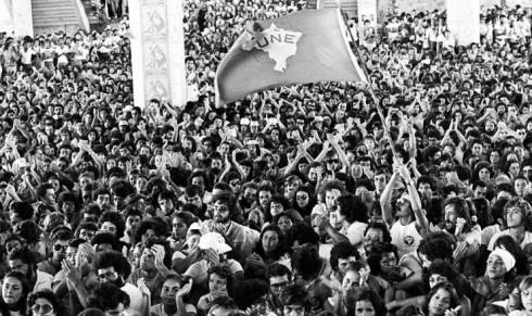 Congresso de Reconstrução da UNE 1979