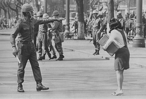 Repressão militar